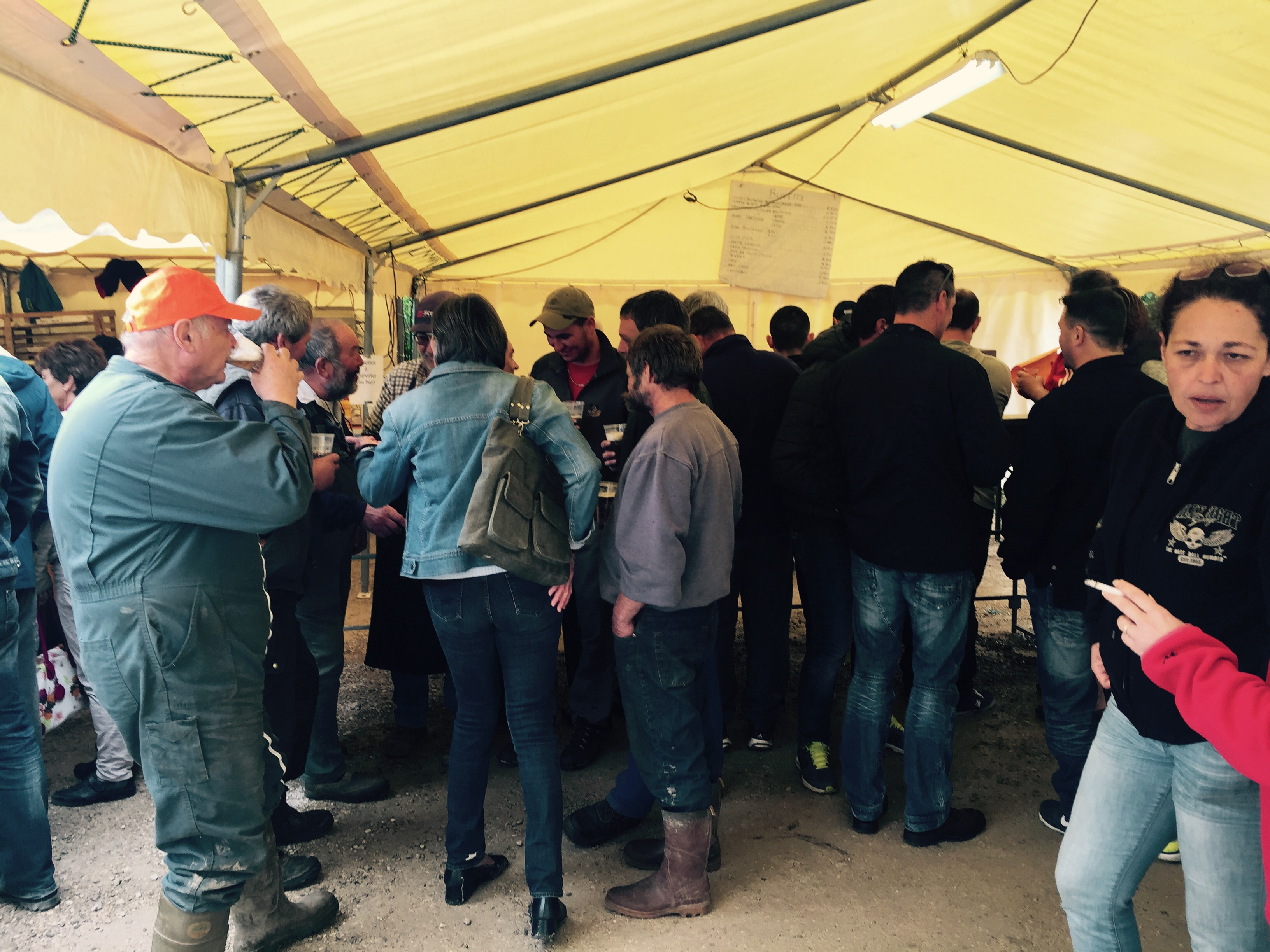 Farmers village street festival bar