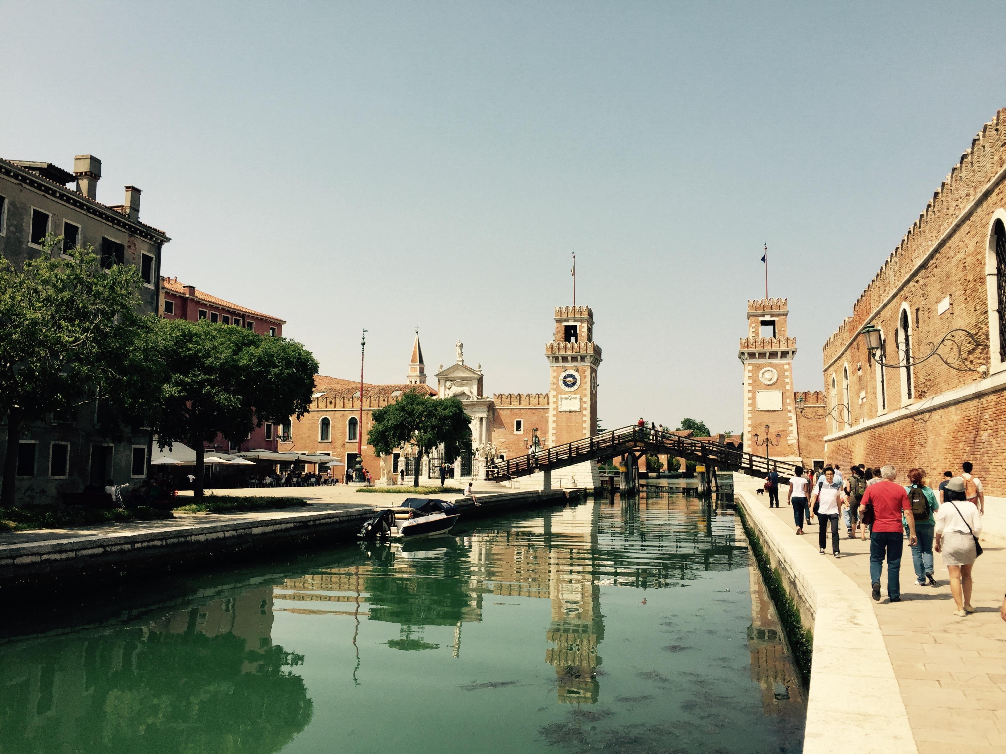 Naval gates, Venice